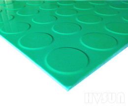 Natural rubber commercial flooring tiles HVSUN-801