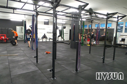 Norway crossfit project