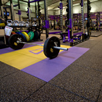 GYM RUBBER FLOORING SERIES
