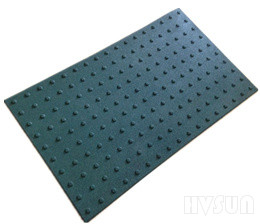 Blind tactiles rubber paving HVSUN-602