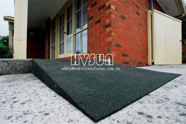 Rubber Threshold Ramps up to 100mm high(HVSUN-363)