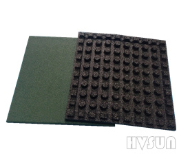 New type safety playground rubber mats HVSUN-381