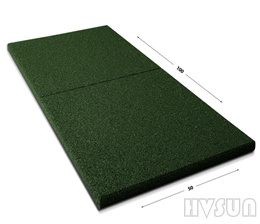 Heavy duty shockproof rubber pad HVSUN-222