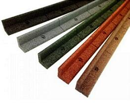 Durable Recycled Garden Rubber Edging HVSUN-801